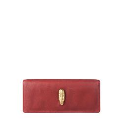 Kiboko W2 (Rfid) Women's Wallet, Kalahari Mel Ranch,  red
