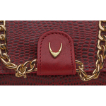 Dolce W1 (Rfid) Women s Wallet, Lamb,  red