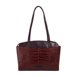 Kasai 03 Sb Women s Handbag, Croco,  red