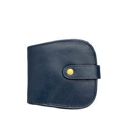 Chestnut W2 E. I (Rfid) Women's Wallet,  blue