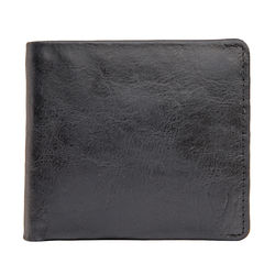 215010 Men's wallet, khyber,  black