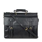 ROMA Briefcase,  black