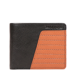 368-017 RF MENS WALLET EI GOAT,  black