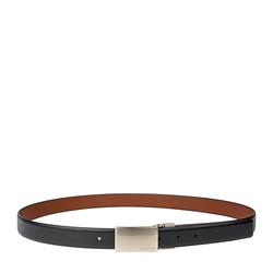 Robert 01 Men's Belt, Ranch Ranchero, 38-40,  black