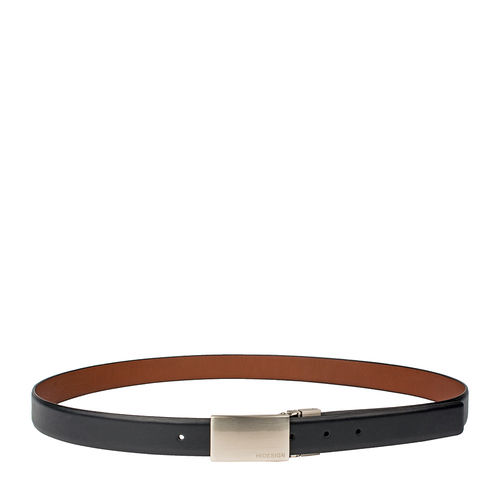 Robert 01 Mens Belt, Ranch 32,  black