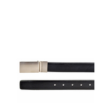 Robert 01 Men s Belt, Ranch Ranch, 38,  black