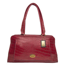 Orsay 03 Women's Handbag,  red, croco