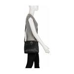 Sb Lyra Women s Handbag Croco,  black