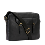 RONALDO 02 SB MESSENGER BAG PRINTED REGULAR,  black