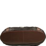 Sapphire 01 Handbag,  brown, lamb