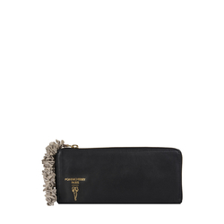 Juliette W2(Rfid) Women's Wallet, Milano,  black