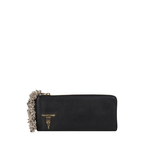 Juliette W2(Rfid) Women s Wallet, Milano,  black