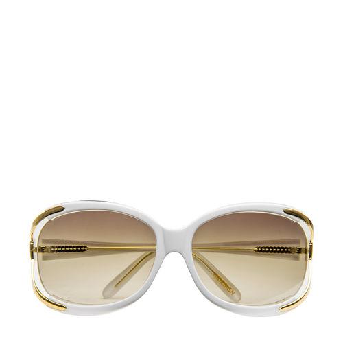 Bali Women s sunglasses, Nylon Lens,  white