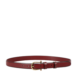 Mikasa Women's Belt Melbourne Ranch,  marsala