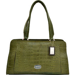 Orsay 03 Handbag, croco,  mango