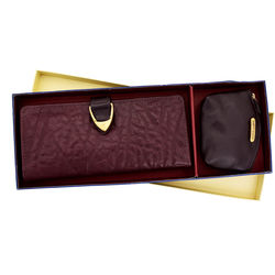 Women Gift box,  brown