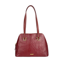 Cera 01 Women's Handbag, Elephant Melbourne Ranch,  red