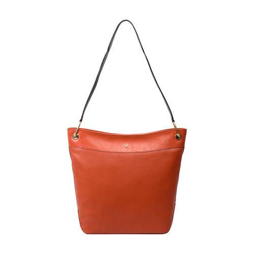Hidesign X Kalki Dancing 03 Women s Shoulder bag, Perforated Melbourne Ranch,  lobster