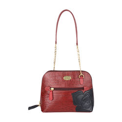 Fifi 02 Handbag,  red