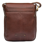 Vespucci 01 Crossbody, khyber,  brown