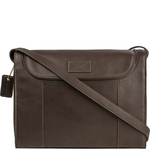 Brunel 04 Men s Messanger Bag, Regular,  brown