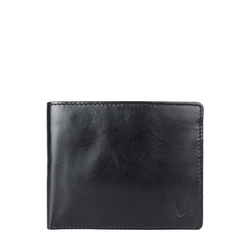 490(Rf) Men's Wallet Ranch,  black