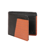 364-L103 RF MENS WALLET EI GOAT,  black