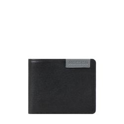 EE URANUS W1 RF MENS WALLET MANHATTAN,  black