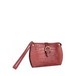 Mercury W1 Sb Women s Wallet, Croco Melbourne Ranch,  red