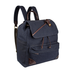 Cherokee 02 Men s Back Pack, Canvas E. I Goat,  navy blue