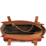 Frenchy 03 Women s Handbag Ranch,  red