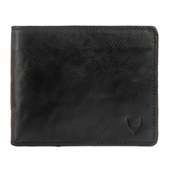 490 RF MENS WALLET REGULAR,  black