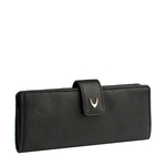 Rhone Women s Wallet, Deer Lamb, deer,  black