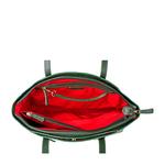 Bonnie 01 Women s Handbag, Croco Melbourne Ranch,  emerald green