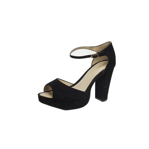 Marilyn Women s Shoes, Suede, 38,  black