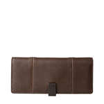 Topaz W1 Women s Wallet, Cabo Ranch Lamb,  brown, cabo