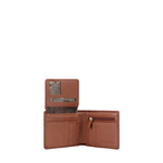 L107 N (RFID) MEN S WALLET REGULAR,  tan