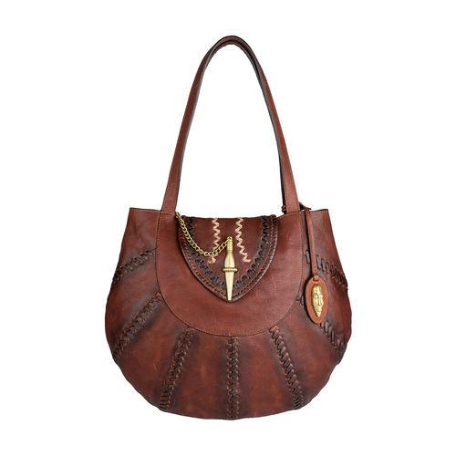 Swala 01 Women s Handbag, Kalahari Mel Ranch,  brown