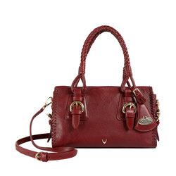 Salmon Women's Handbag Deer,  marsala
