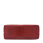 Virgo 01 Sb Women s Handbag, Snake Melbourne Ranch,  red