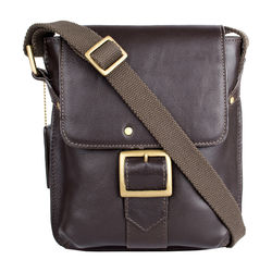 Vespucci 01 Men's Crossbody Regular,  brown