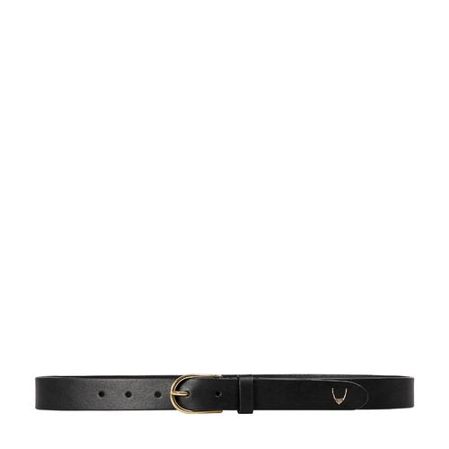 Ee Monica Women s Belt Glazed Plain 32-34,  black
