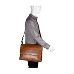 Helvellyn 01 Messenger Bag,  tan