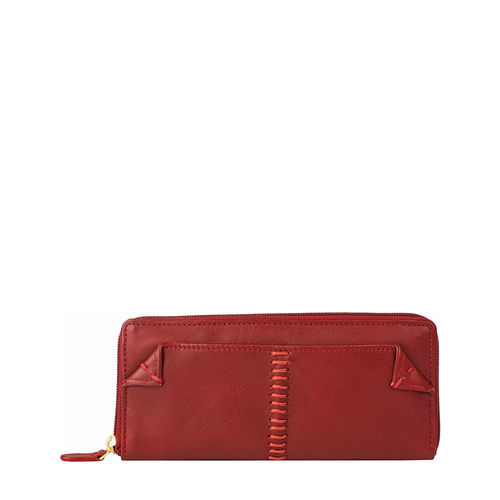 Stitch W2 Women s wallet, Roma Melbourne Ranch,  red