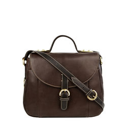Topaz 01 Satchel, cabo,  brown