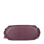 Nappa 02 Women s Handbag, Cow Deer Mel Ranch,  purple