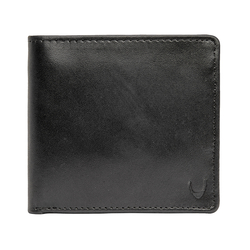 017 (Rf) Men's wallet,  black