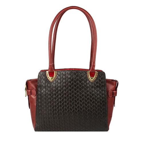 Ee Liya 02 Women s Handbag, Woven,  brown