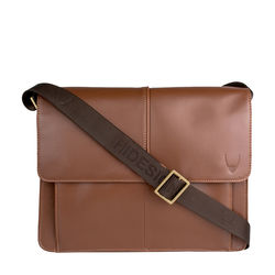 GEAR 03 Messenger Bag,  tan