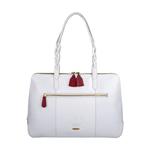 Belle 02 Women s Handbag, Ranch,  white